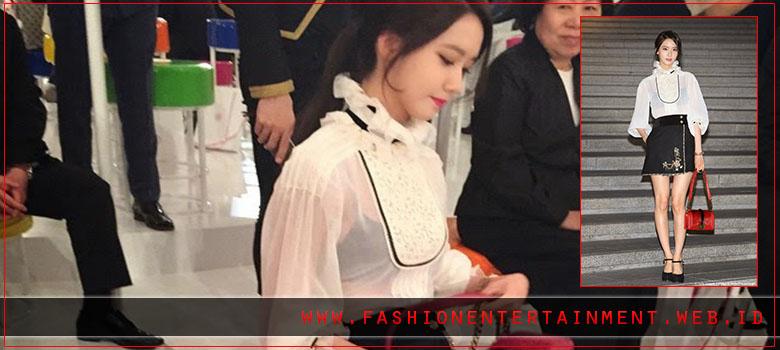 Fashion Style ala Yoona SNSD yang Sederhana Tetapi Mengagumkan