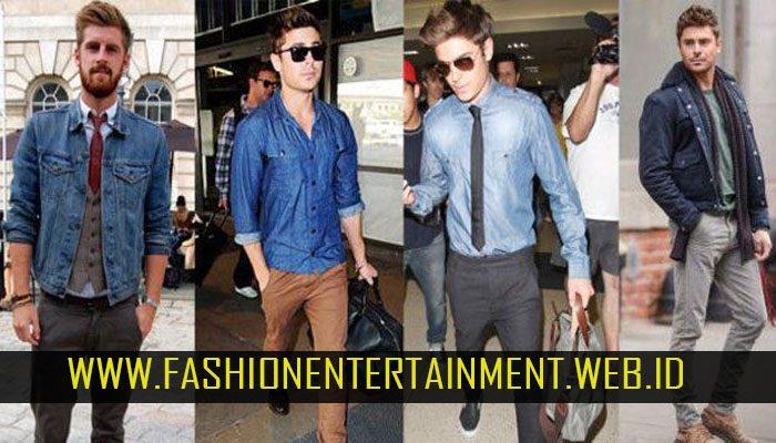 Tips Fashion Untuk Cowo Yang Suka Bergaya Kasual