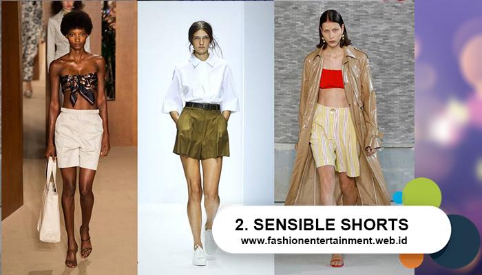 2. SENSIBLE SHORTS