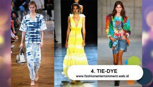 4. TIE-DYE