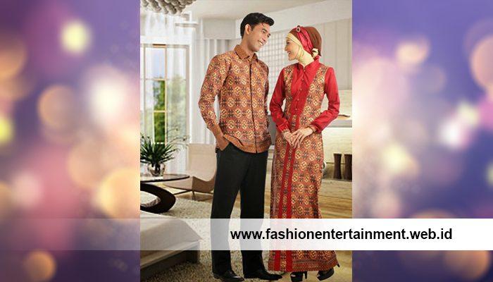 Model Kombinasi baju Batik 0