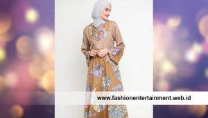 Model Kombinasi baju Batik 1