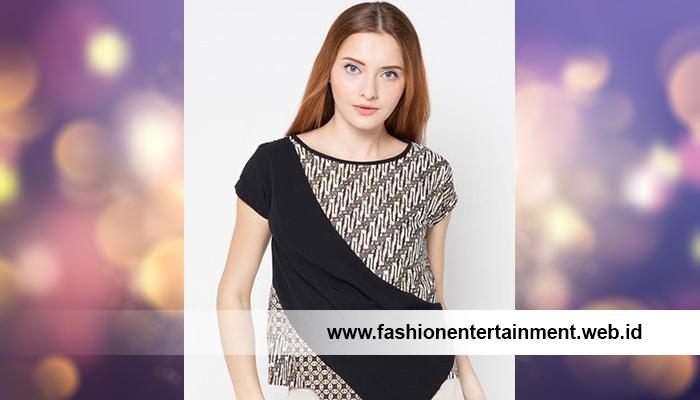 Model Kombinasi baju Batik