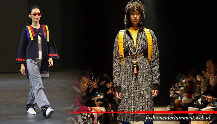 Kolaborasi fashion jepang dan fashion prancis