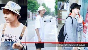 Trend Bucket Hat ala Artis Korea