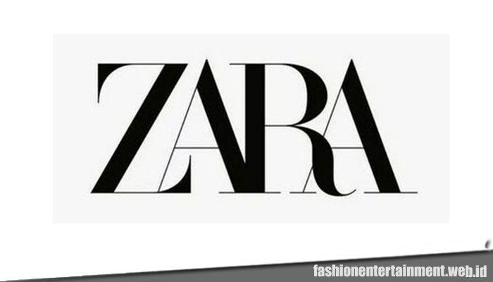 Zara Mengganti Logo lagi