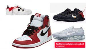 Rekomendasi Sneakers Off-White Collaboration