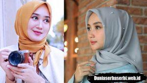 Tampil Cantik Mengunakan Hijab