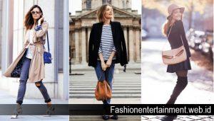 Tips Bergaya Keren Dan Classy Ala Wanita Paris