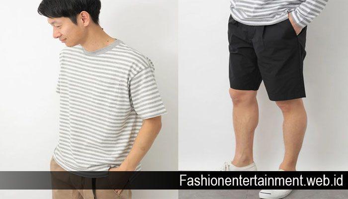 Tips Fashion ala Pria Jepang