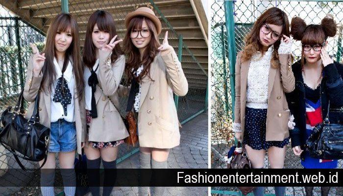 Tips Gaya Fashion Ala Cewek Jepang Bisa Jadi Opsi Baru