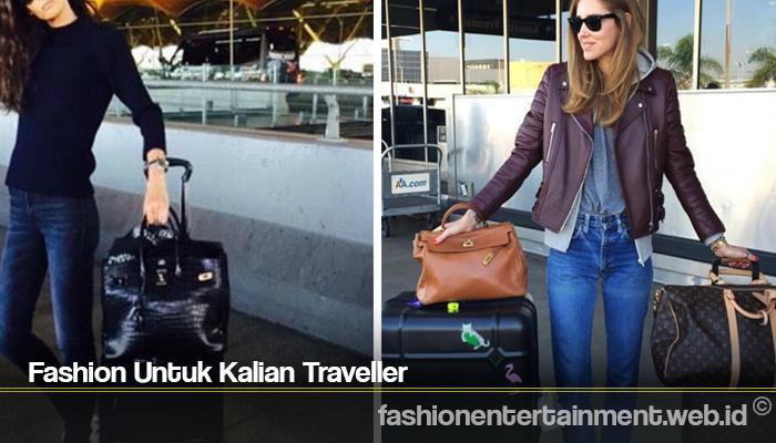 Fashion Untuk Kalian Traveller