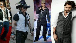 Gaya Fashion Seleb Pria yang Nyentrik